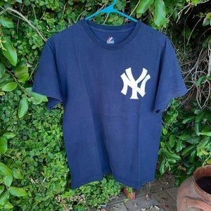 Mariano Rivera Yankees Tshirt Jersey